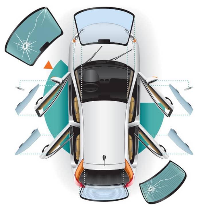 Vitrage auto